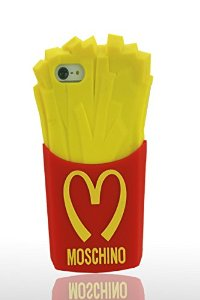 Amazon.com: Huaxia Datacom New Fashion Chips Mcdonald 3D French Fries Silicone Protective Case for Apple iPhone 5 5S: Cell Phones & Accessories