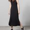 Long dress with cut-out back detail - dresses - woman | stradivarius france