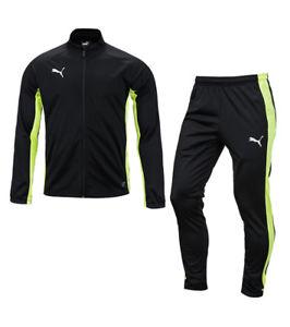 Puma Football Next Poly Track Suit Set (65583304) Running Tracksuit Jacket Pants