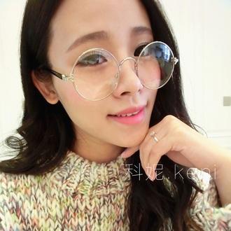 sunglasses round frame glasses round frame glasses