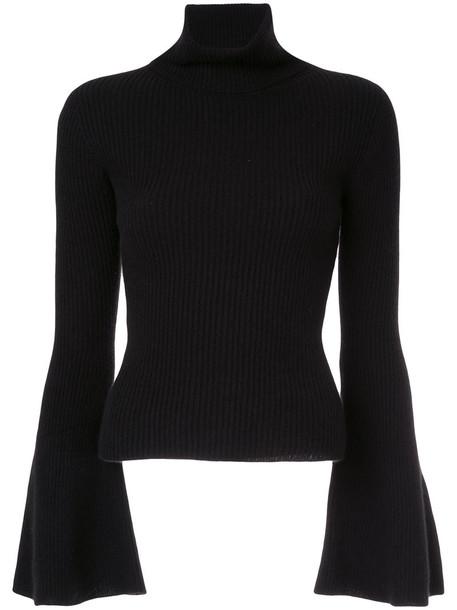 Aula jumper women black sweater