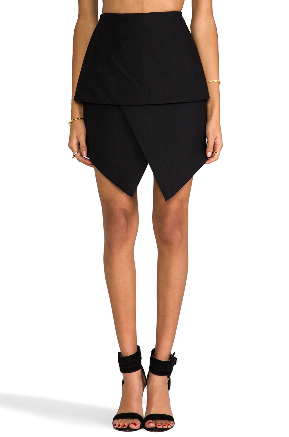 Cameo New Light Skirt in Black | REVOLVE