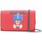 Moschino - transformer bear chain purse - women - polyurethane - one size, red, polyurethane