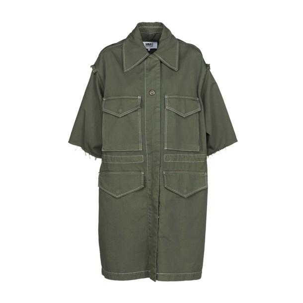 Mm6 Maison Margiela jacket khaki