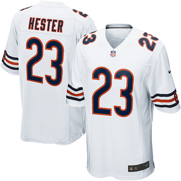 t-shirt youth nfl jersey chicago bears jersey white nfl jersey devin hester jersey limited nfl jersey