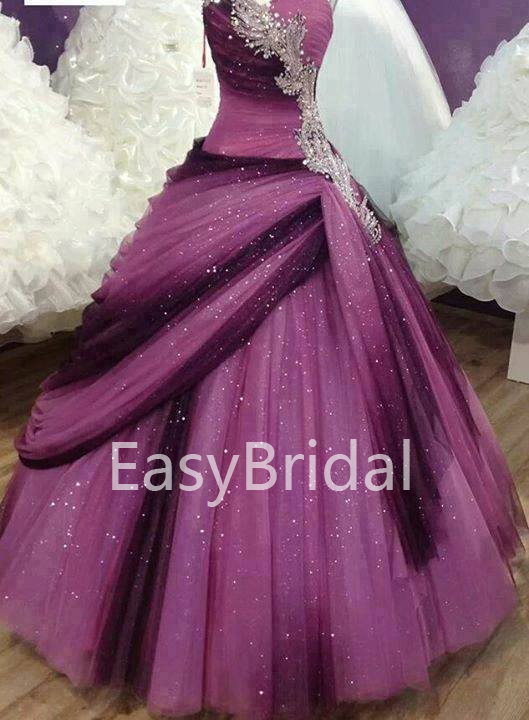Up prom dress/ball gowns/quinceanera dress/prom gown/formal gowns