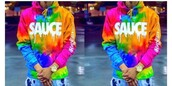 top,sweater,tie dye sweater,dope sweater,hoodie,sauce sweatshirt,jacket,tie dye