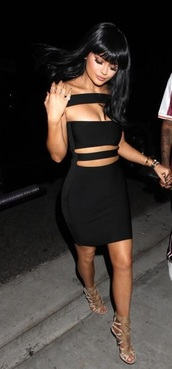 dress,dream it wear it,clothes,black,black dress,little black dress,off the shoulder,off the shoulder dress,cut-out,cut-out dress,bodycon,bodycon dress,celebrity,celebrity style,celebstyle for less,celebrities in black,red carpet,red carpet dress,celebrity style steal,style,kylie jenner,kardashians,keeping up with the kardashians,party,party dress,sexy party dresses,sexy,sexy dress,party outfits,mtv,summer,summer dress,summer outfits,spring,spring dress,spring outfits,fall outfits,fall dress,witner,winter outfits,winter dress,kylie jenner dress,girly,date outfit,birthday dress,holiday dress,holiday season,christmas,christmas dresses,classy,classy dres,classy dress,elegant,elegant dress,cocktail,cocktail dress,romantic,romantic dress,romantic summer dress,pool party,clubwear,new year's eve,dope