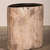 Petrified Wood Tree Trunk Side Table from Indonesia | 1stdibs.com