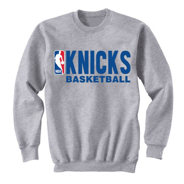 Knicks Basketball Sweatshirt - StyleCotton