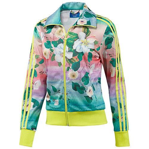 839c0c89337 Adidas Originals Firebird Track Jacket TT Floralina Floral F78107 ...