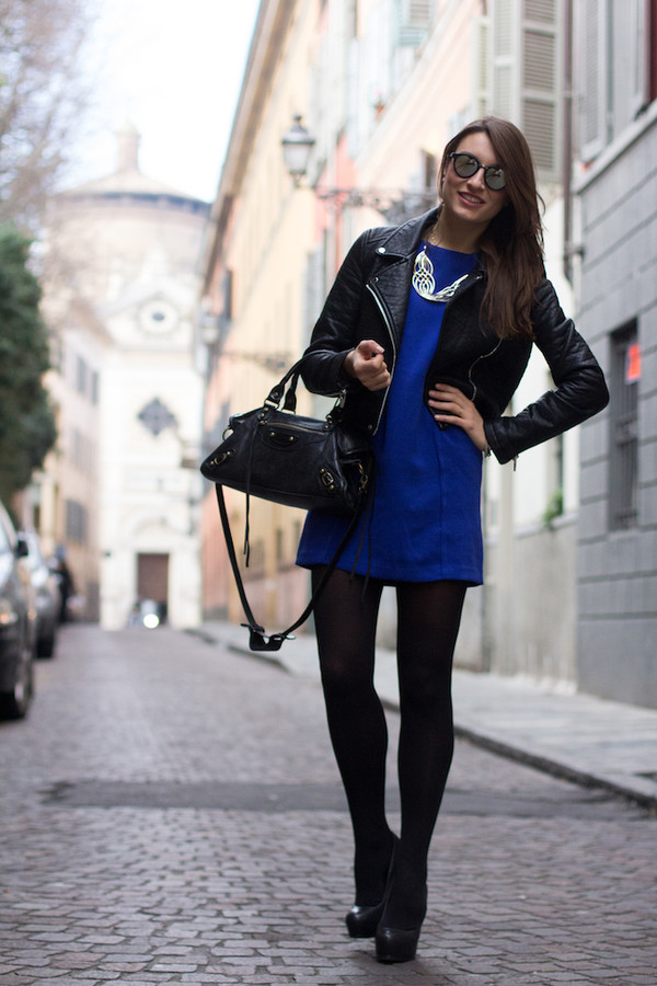 style and trouble jacket jewels dress shoes sunglasses bag