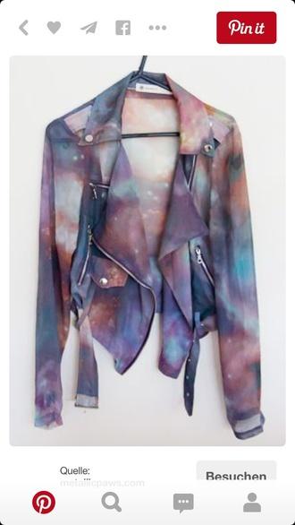 jacket galaxy jacket