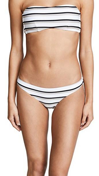 Asceno bikini bikini bottoms classic swimwear