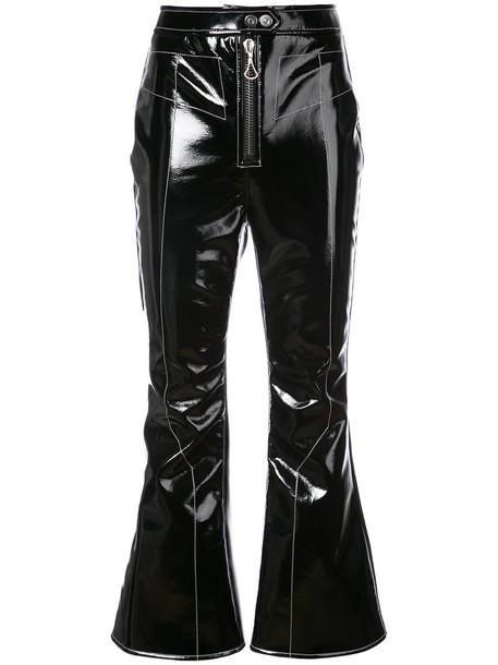 ellery women spandex black pants