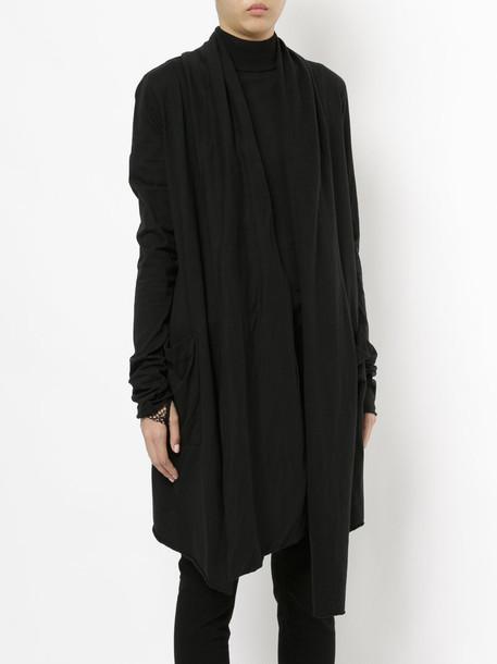 Lost & Found Ria Dunn cardigan cardigan women cotton black sweater