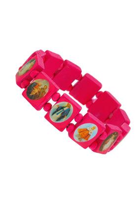 Bracelet religieux en stretch