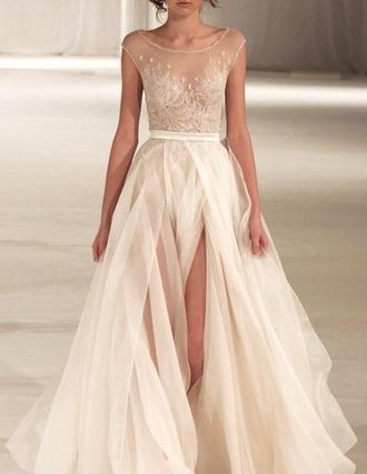 dress mesh skirt