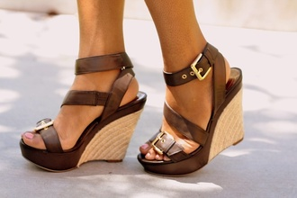 shoes wedges fashion