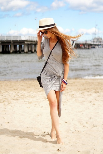 only my fashion style blogger dress jewels bag