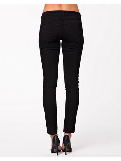 Zip Pants - Nly Trend - Sort - Bukser & Shorts - Tøj - Kvinde - Nelly.com