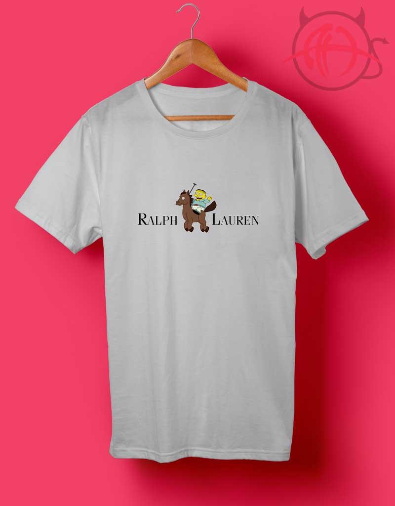 Trend Fashion Ralph Wiggum Lauren T Shirt - Agilenthawking.com
