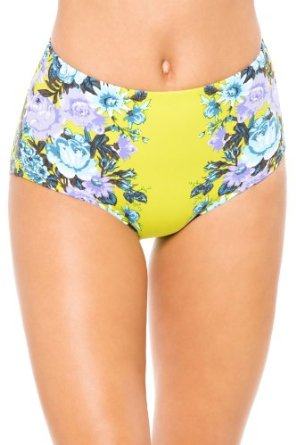 Amazon.com: Seafolly Women's Bella Rose High Waisted Bottom: Seafolly: Clothing