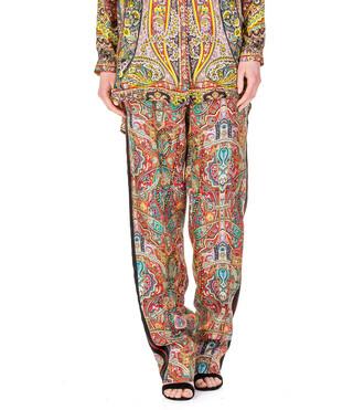 multicolor pants