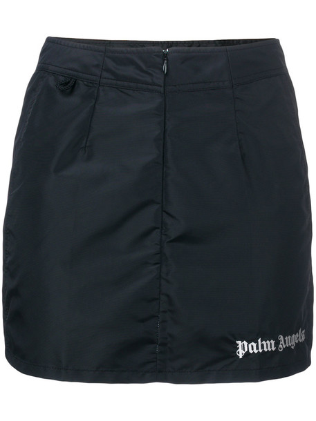 Palm Angels skirt mini women black