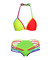 Om rainbowla bikini – outfit made