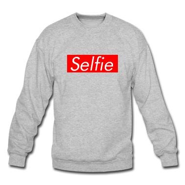 Selfie Sweatshirt | Spreadshirt | ID: 13495469