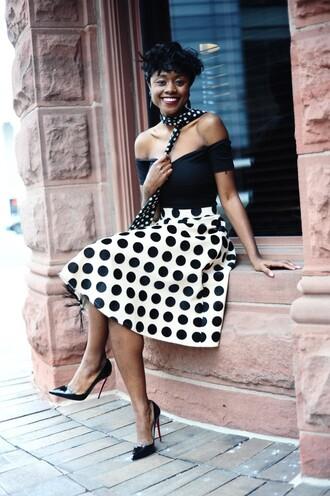 scarf top skirt shoes skinny hipster blogger make-up