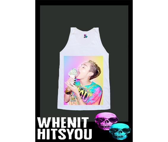 Miley Cyrus Shirt Twerk Shirt Dope Shirt Swag Shirt Tshirt Singlet Vest R10438 Tank Top - Tanks Tops & Camis | RebelsMarket