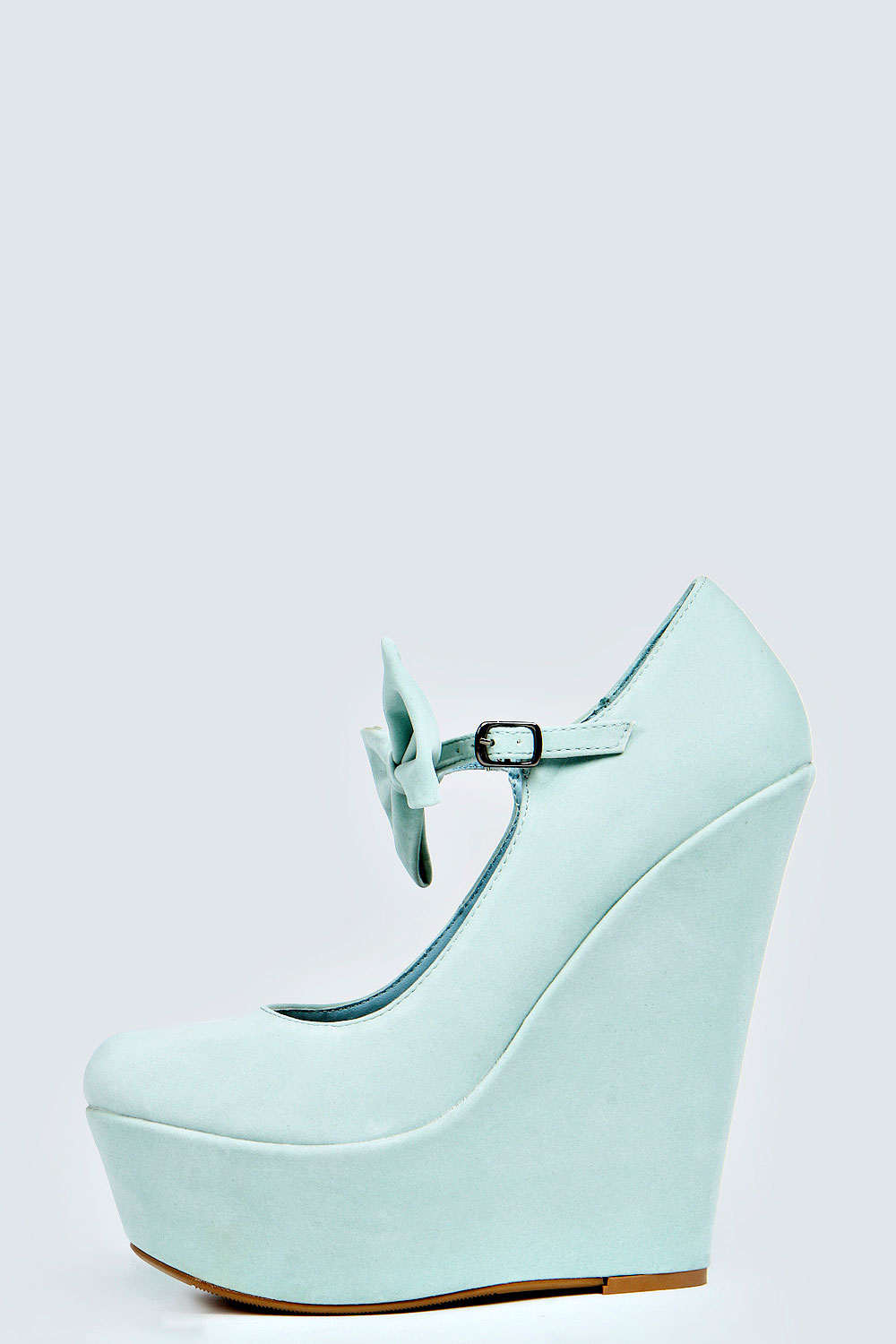 Joanna Bow Trim Wedges