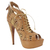Azzedine Alaia Shoes for Women | Azzedine Alaia Fan Cut-Out Platform Pumps – Interesting Interlacing
