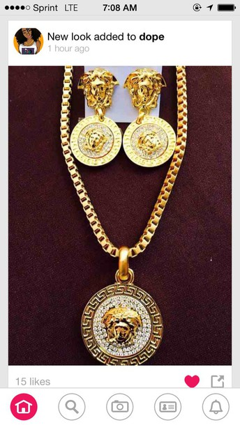 jewels versace