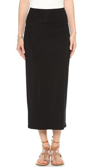 dress high black