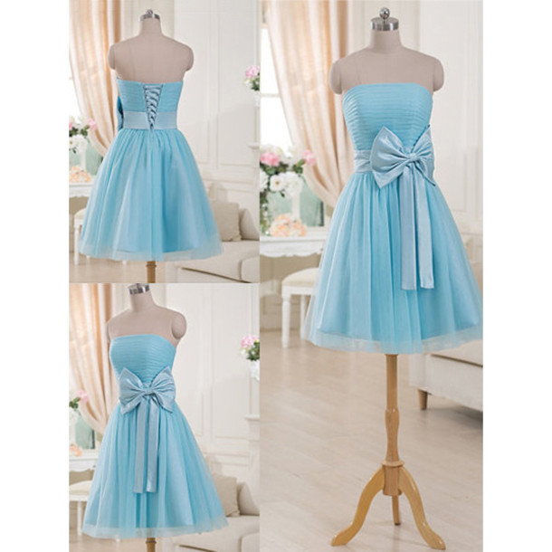 4f9194ae1854 dress prom prom dress fabulous special occasion dress blue blue dress sky  blue sky blue dress