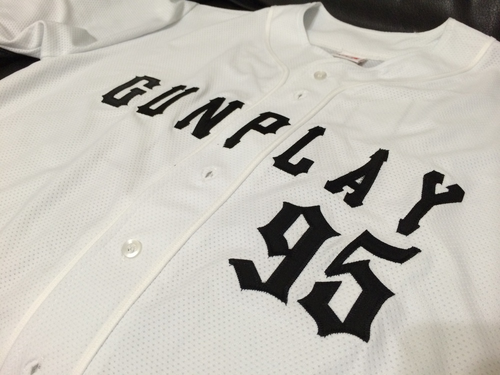White 95 Jersey