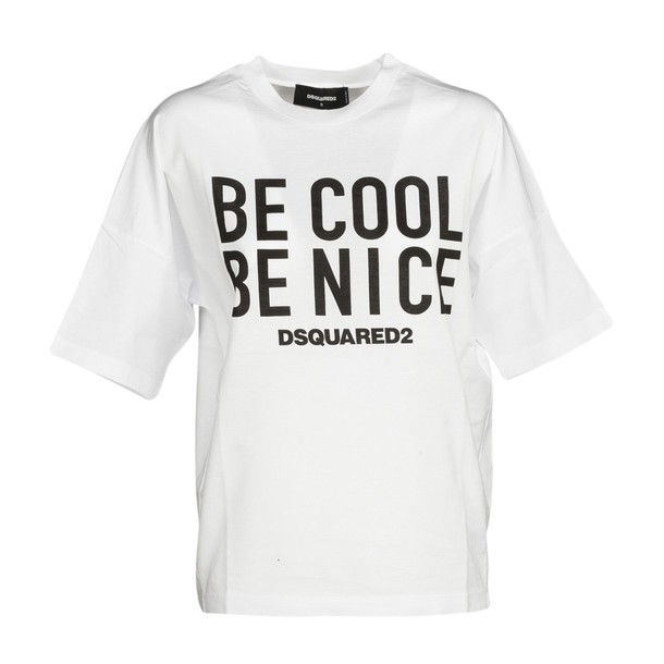 Dsquared2 t-shirt shirt t-shirt nice white black top
