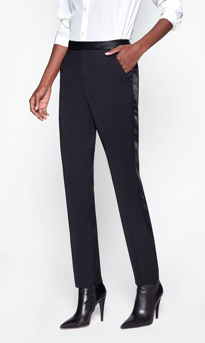 Burcet Wool Trouser