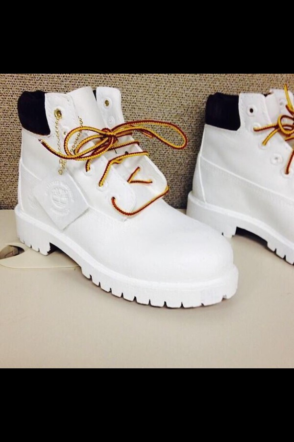 shoes  timberlands  cocaine white