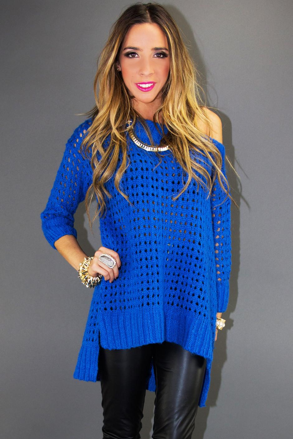 Behna oversized sweater