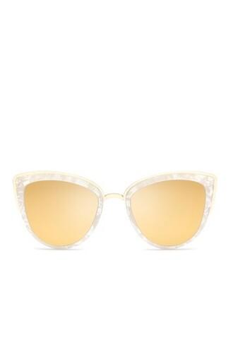 girl sunglasses cream