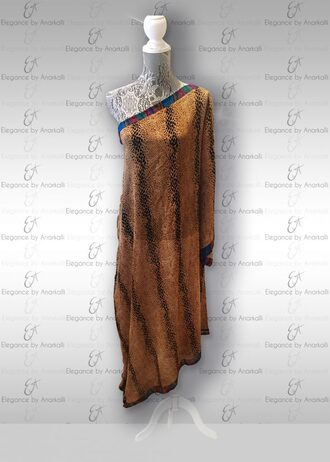 dress anarkalli kaftan