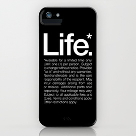 iPhone & iPod Cases by WORDS BRAND™