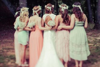 rustic wedding chic blogger bridesmaid wedding wedding clothes coral lifestyle love