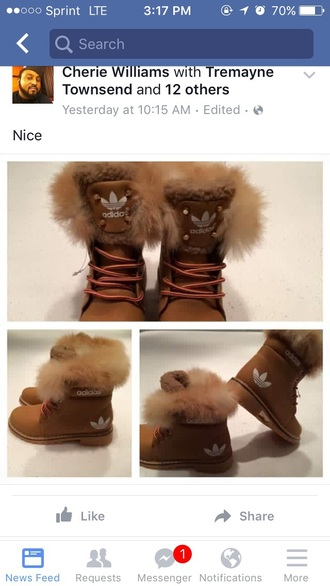 shoes boots winter outfits fur fall outfits 2015 adidas timberland beige butte women's women fur boots