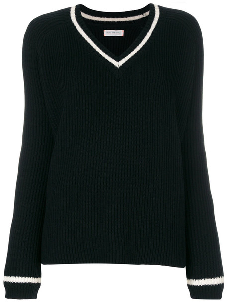 Chinti & Parker jumper women black sweater