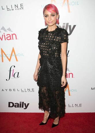dress nicole richie pumps shoes